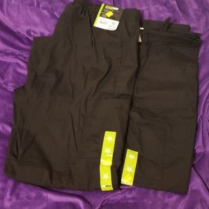 Pants - Womens Scrub pants  2 pair